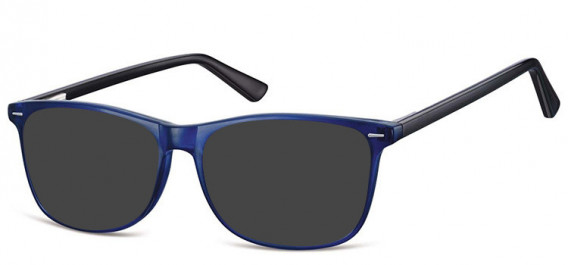 SFE-10557 sunglasses in Blue/Black