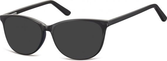 SFE-10556 sunglasses in Black