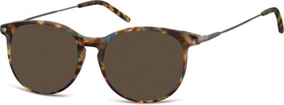 SFE-10553 sunglasses in Turtle Mix