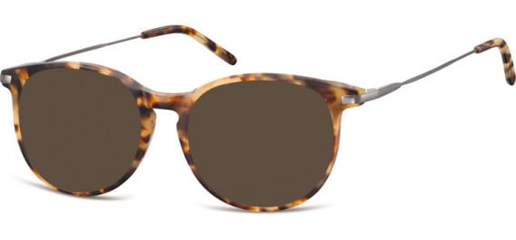SFE-10553 sunglasses in Light Turtle