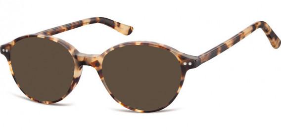 SFE-10552 sunglasses in Light Turtle