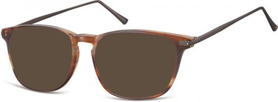 SFE-10550 sunglasses in Soft Demi