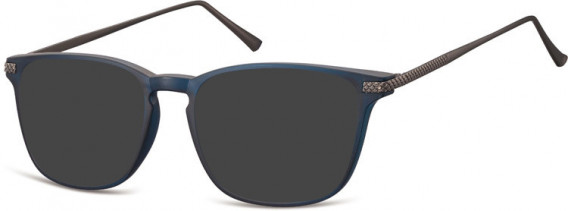 SFE-10550 sunglasses in Clear Dark Blue