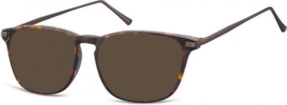 SFE-10550 sunglasses in Turtle