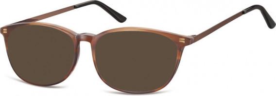 SFE-10549 sunglasses in Soft Demi