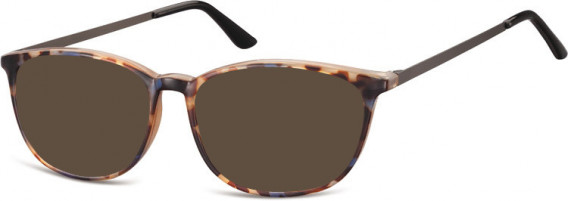 SFE-10549 sunglasses in Turtle Mix
