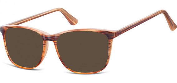 SFE-10547 sunglasses in Soft Demi