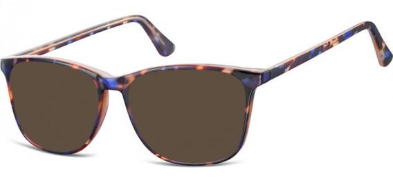 SFE-10547 sunglasses in Turtle Mix