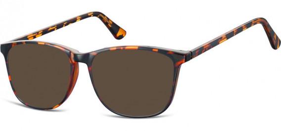 SFE-10547 sunglasses in Turtle