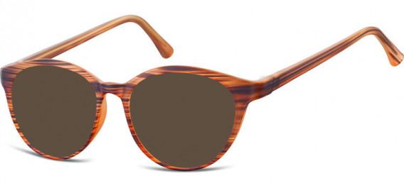 SFE-10546 sunglasses in Soft Demi