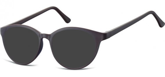 SFE-10546 sunglasses in Dark Brown