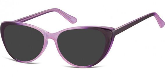 SFE-10545 sunglasses in Gradient Purple