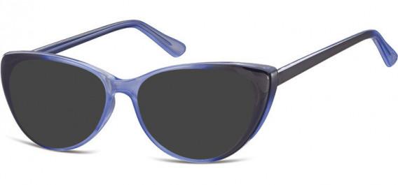 SFE-10545 sunglasses in Gradient Blue