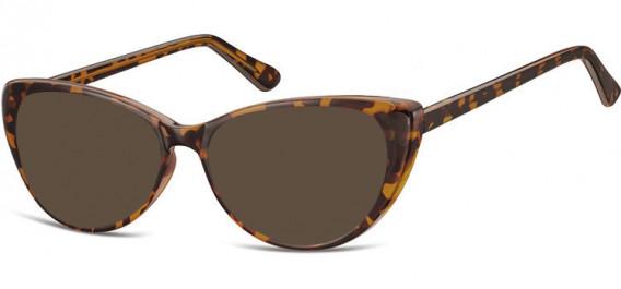 SFE-10545 sunglasses in Light Turtle