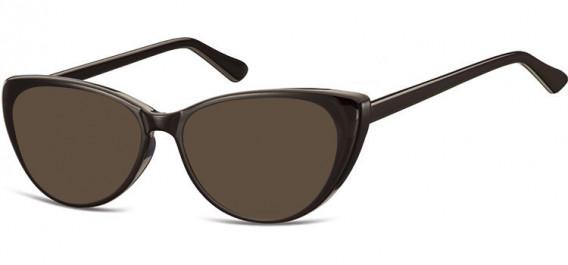 SFE-10545 sunglasses in Black