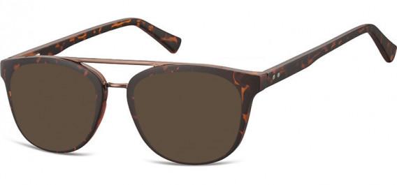 SFE-10542 sunglasses in Turtle