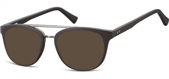 SFE-10542 sunglasses in Black