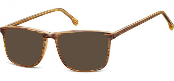 SFE-10539 sunglasses in Soft Demi