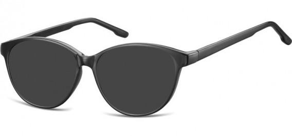 SFE-10534 sunglasses in Black