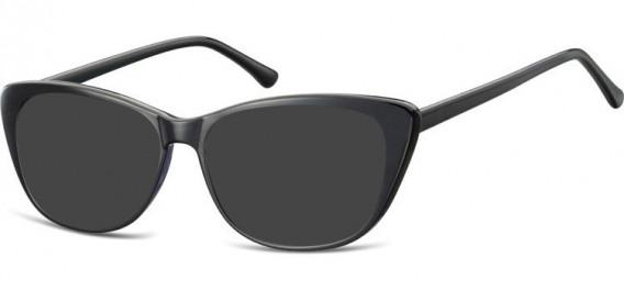 SFE-10532 sunglasses in Black