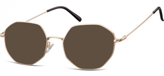 SFE-10530 sunglasses in Pink Gold
