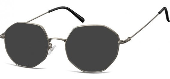 SFE-10530 sunglasses in Gunmetal/Black