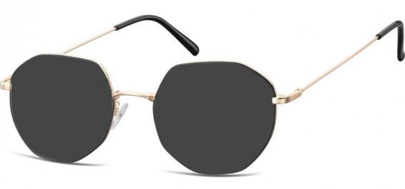 SFE-10530 sunglasses in Pink Gold/Black