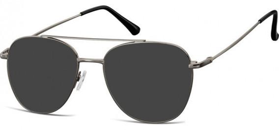 SFE-10527 sunglasses in Gunmetal