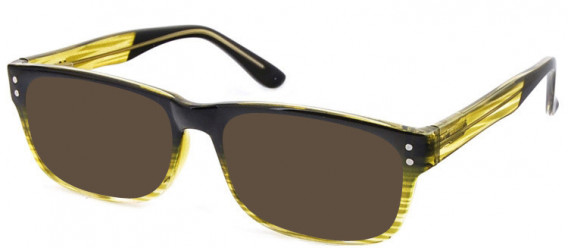 SFE-10582 sunglasses in Olive