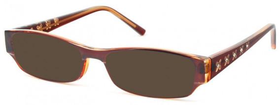 SFE-10580 sunglasses in Brown