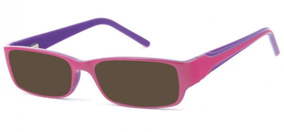 SFE-10578 sunglasses in Pink/Purple
