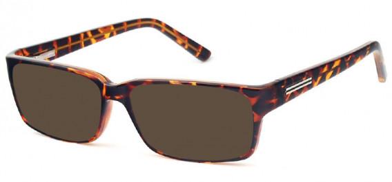 SFE-10576 sunglasses in Demi