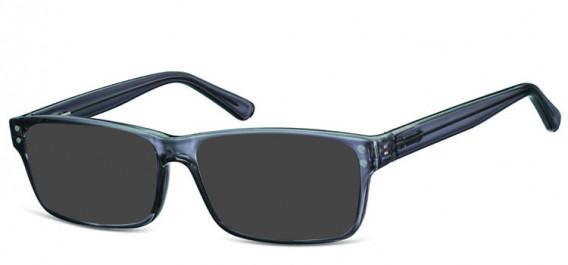 SFE-10575 sunglasses in Shiny Grey