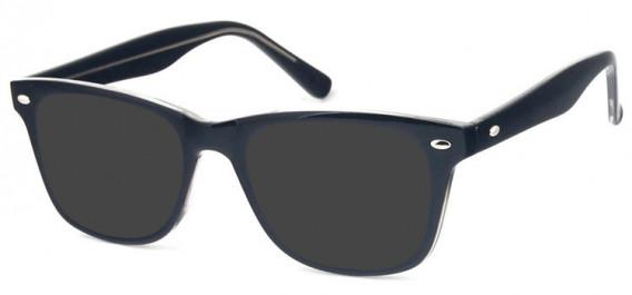 SFE-10574 sunglasses in Black/Grey