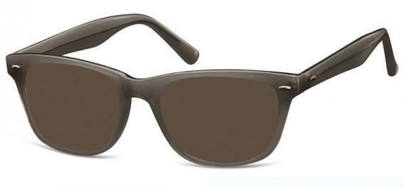 SFE-10570 sunglasses in Milky Grey