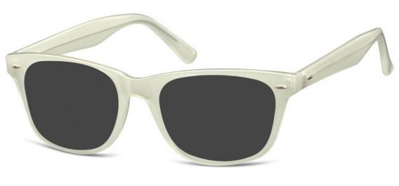 SFE-10570 sunglasses in Milky White