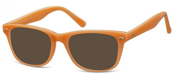 SFE-10570 sunglasses in Milky Orange