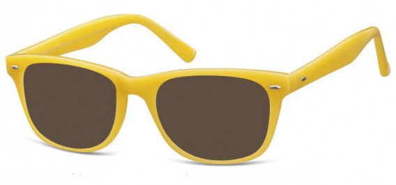 SFE-10570 sunglasses in Milky Yellow
