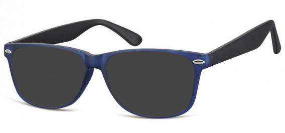 SFE-10569 sunglasses in Matt Blue/Black