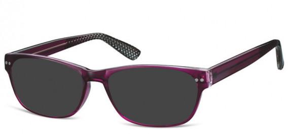 SFE-10567 sunglasses in Purple