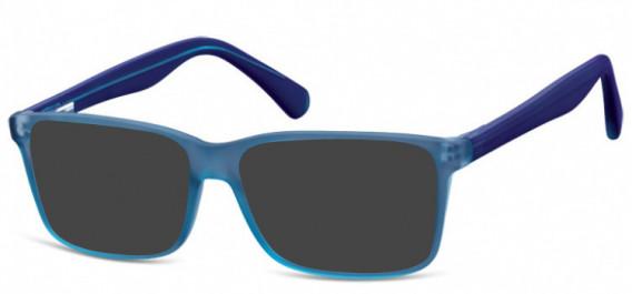 SFE-10565 sunglasses in Matt Dark Blue