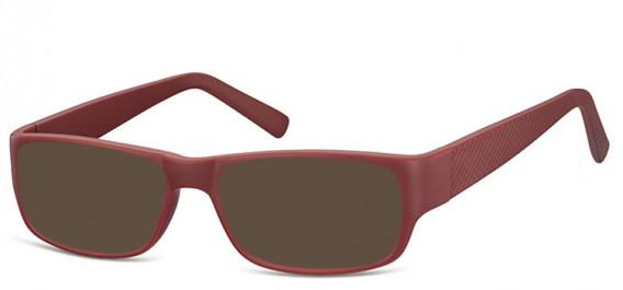 SFE-10562 sunglasses in Burgundy