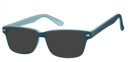 SFE-10560 sunglasses in Blue/Light Blue