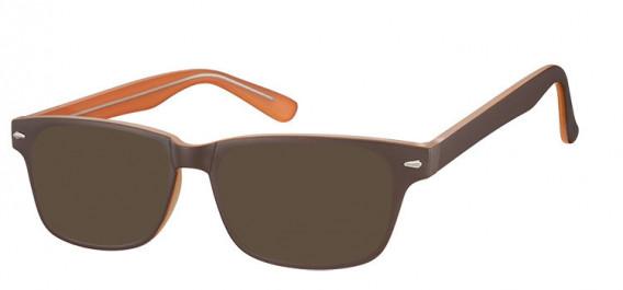 SFE-10560 sunglasses in Brown