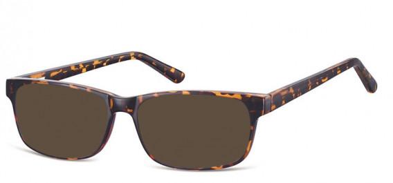 SFE-10558 sunglasses in Turtle