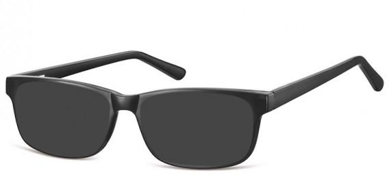 SFE-10558 sunglasses in Black