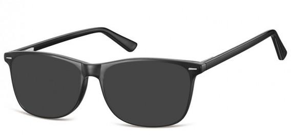 SFE-10557 sunglasses in Black