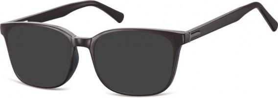 SFE-10555 sunglasses in Dark Brown