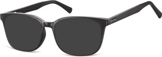 SFE-10555 sunglasses in Black