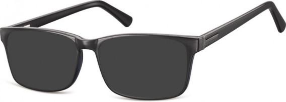 SFE-10554 sunglasses in Black
